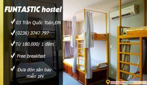 funtastic hostel kinh nghiệm du lịch đà nẵng