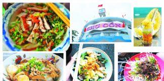 chợ cồn khu phố ẩm thực kinh nghiệm du lịch đà nẵng