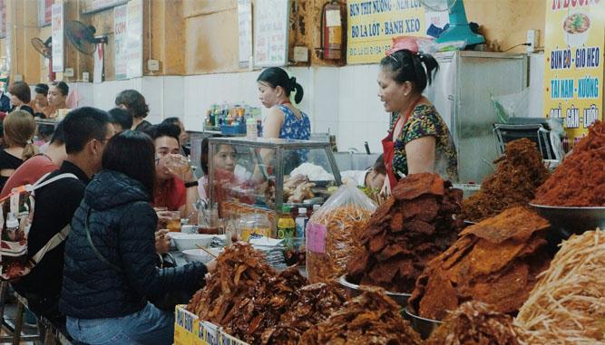 đi chơi chợ cồn kinh nghiệm du lịch tại đà nẵng