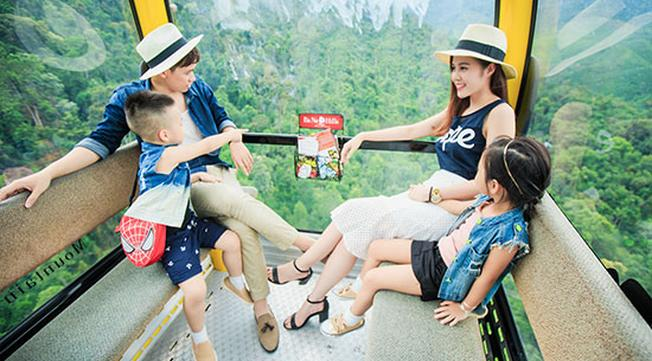 Kinh Nghiệm Du Lịch Bà Nà Hills Đà Nẵng