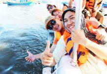 lặn dưới đáy đại dương kinh nghiệm du lịch cù lao chàm đà nẵng