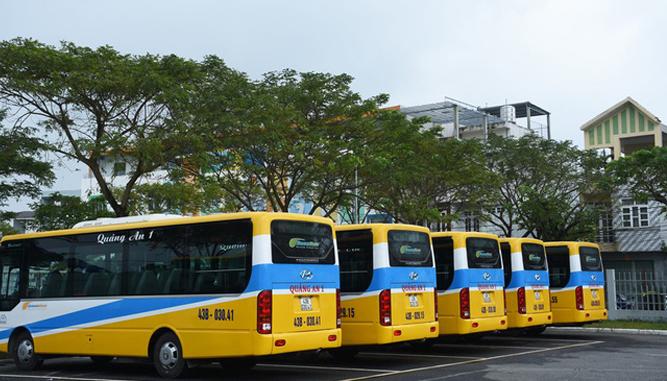 Kinh nghiệm di chuyển từ sân bay đà nẵng_Xe bus