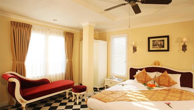 Khách sạn ở Bà Nà Hills