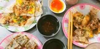 Đị điểm ăn vặt ngon rẻ tại Đà Nẵng.