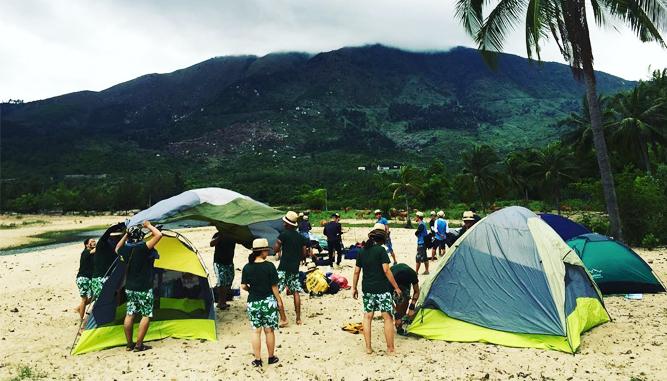 du lịch làng vân đà nẵng