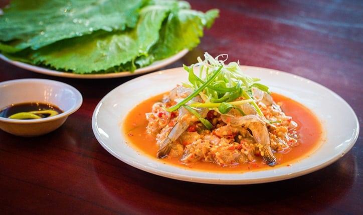 Tôm Thái Lan