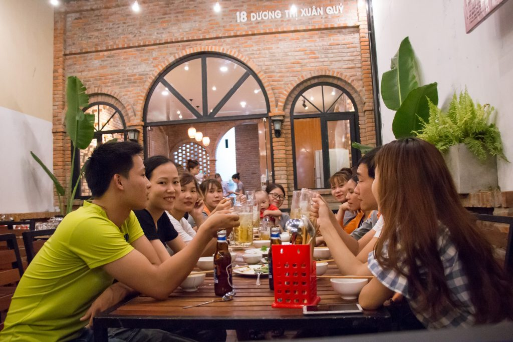 Lẩu bò A Tân Đà Nẵng