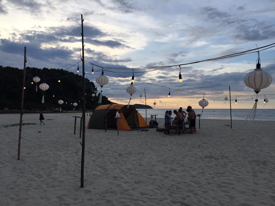 Cảnh Dương Beachcamp