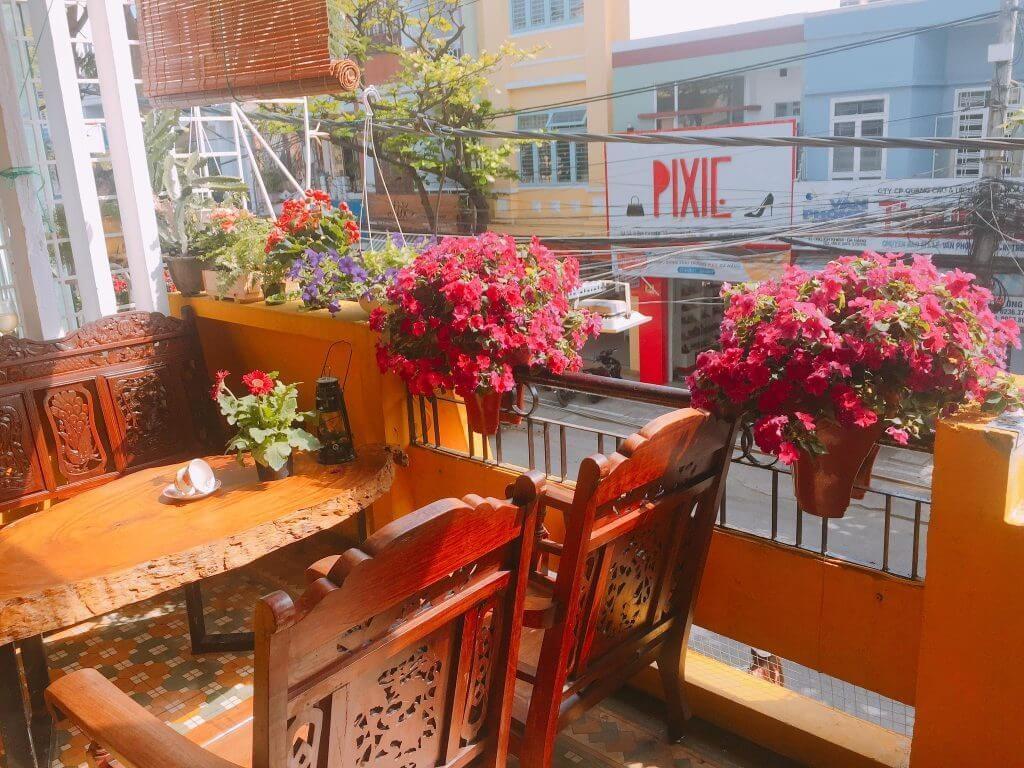 quán cafe bánh ở Đà Nẵng