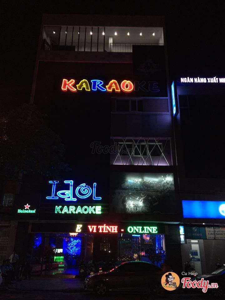 quán karaoke quận Hải Châu Đà Nẵng