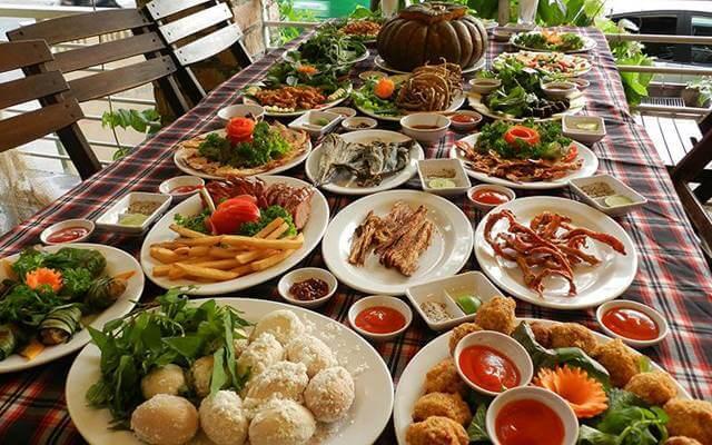 quán hải sản Đà Nẵng