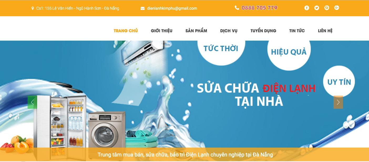 sửa tủ lạnh Đà Nẵng