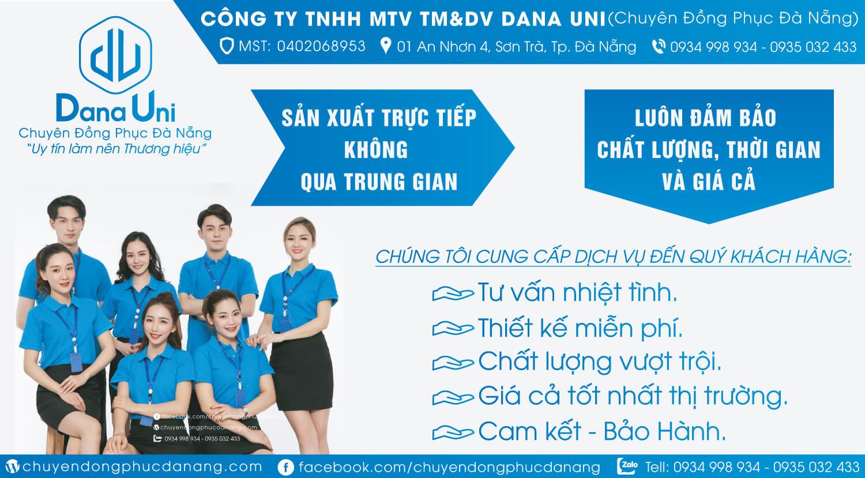 Chuyên đồng phục Đà nẵng