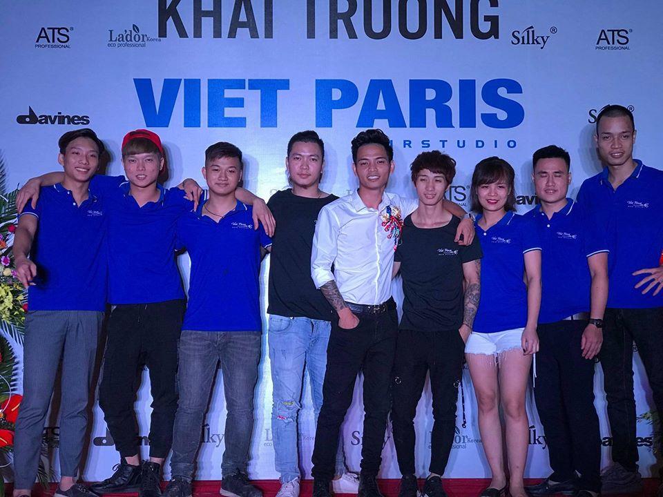 Salon tóc Đà Nẵng