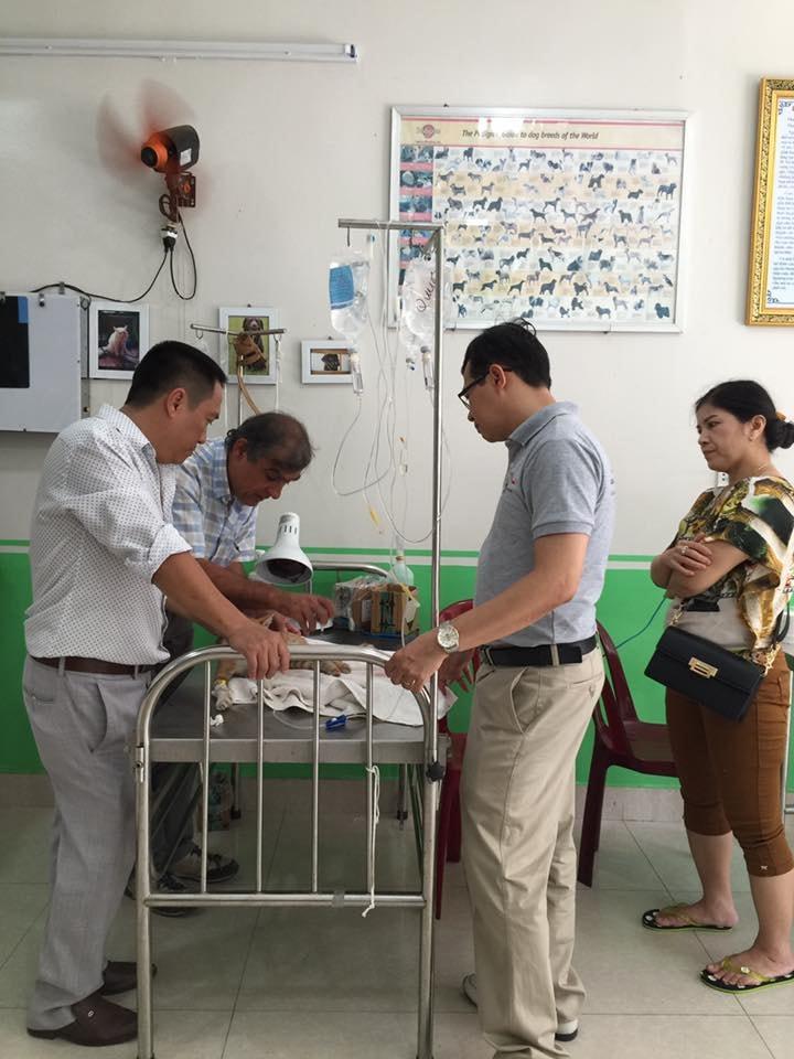 Phòng khám đa khoa thú cưng Trường Sơn