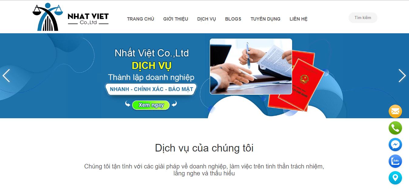 dịch vụ thành lâp công ty Đà Nẵng