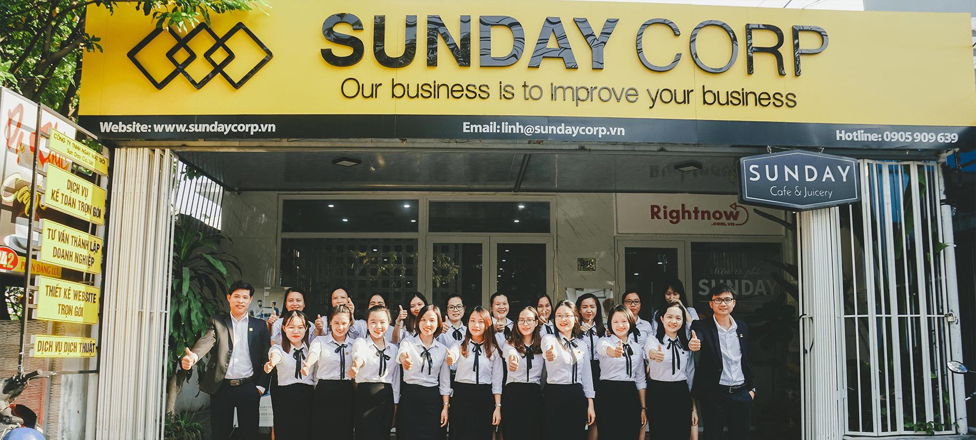 Công Ty TNHH Sunday Corp