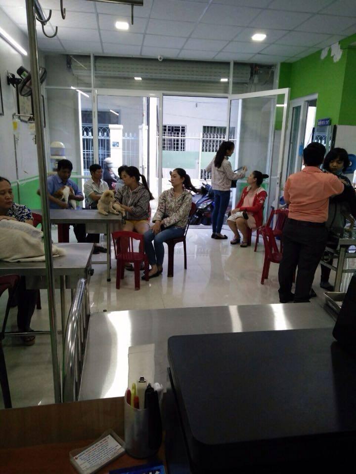 Phòng Khám Thú Y Thanh Sơn