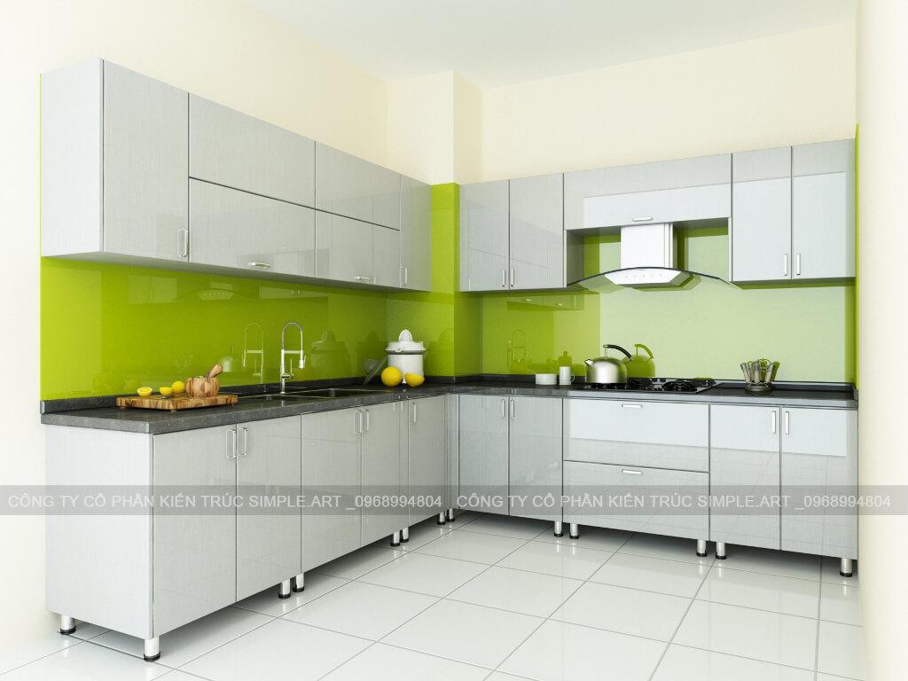 thiết kế tủ bếp Đà Nẵng