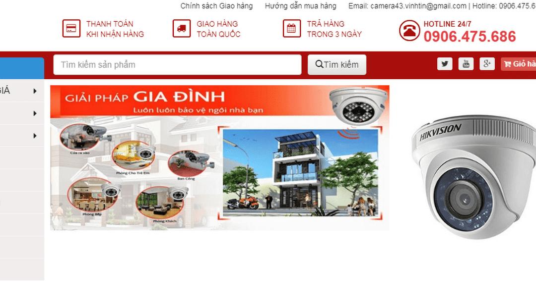 lắp đặt camera Đà Nẵng