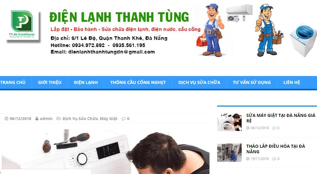 Điện lạnh Thanh Tùng