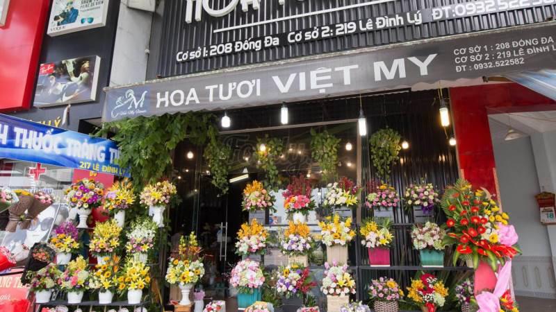 Shop Hoa Tươi Việt My