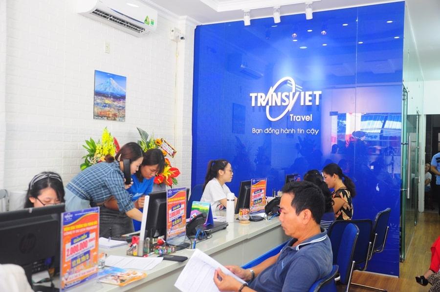 Đi tour du lịch Đài Loan ở công ty TransViet Travel
