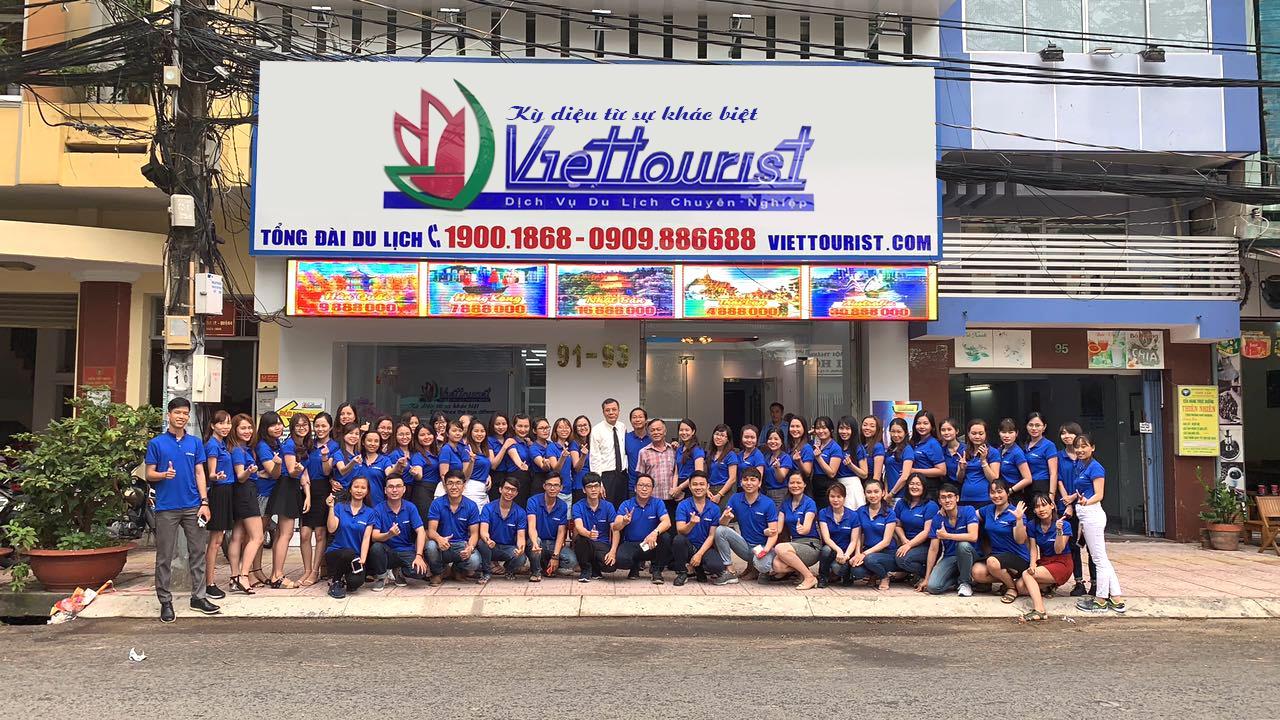 Công ty dịch vụ du lịch Viettourist
