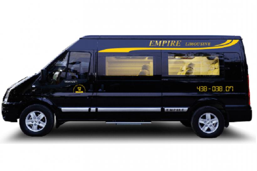 xe limousine đi hội an