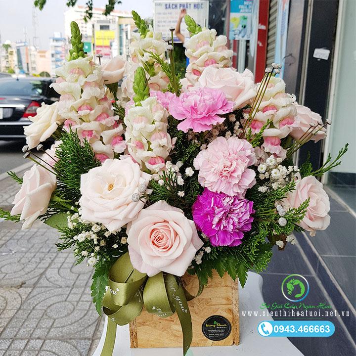shop hoa tươi love flower