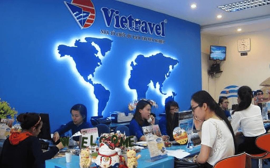 Công ty chuyên cung cấp tour Vietravel