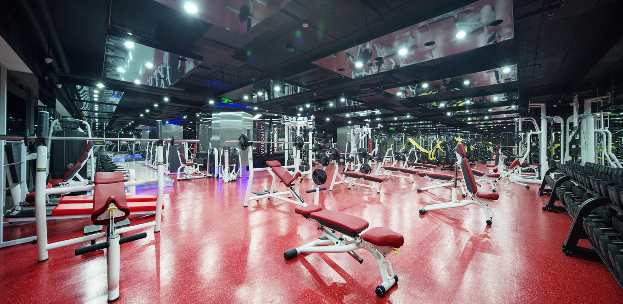 Phòng Tập KingSport Fitness Đà Nẵng