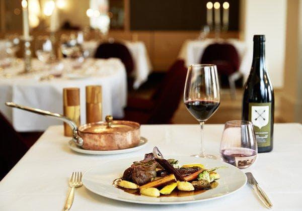 nhà hàng Restaurant Belle tại Thụy Sĩ