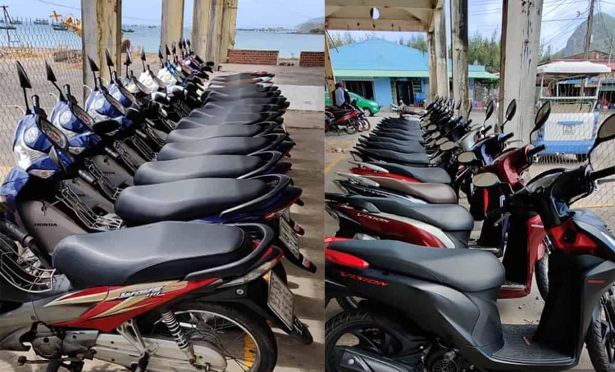 dịch vụ thuê xe máy ở đà nẵng