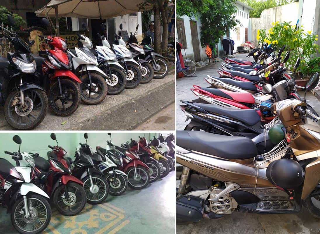 thuê xe máy ở đà nẵng