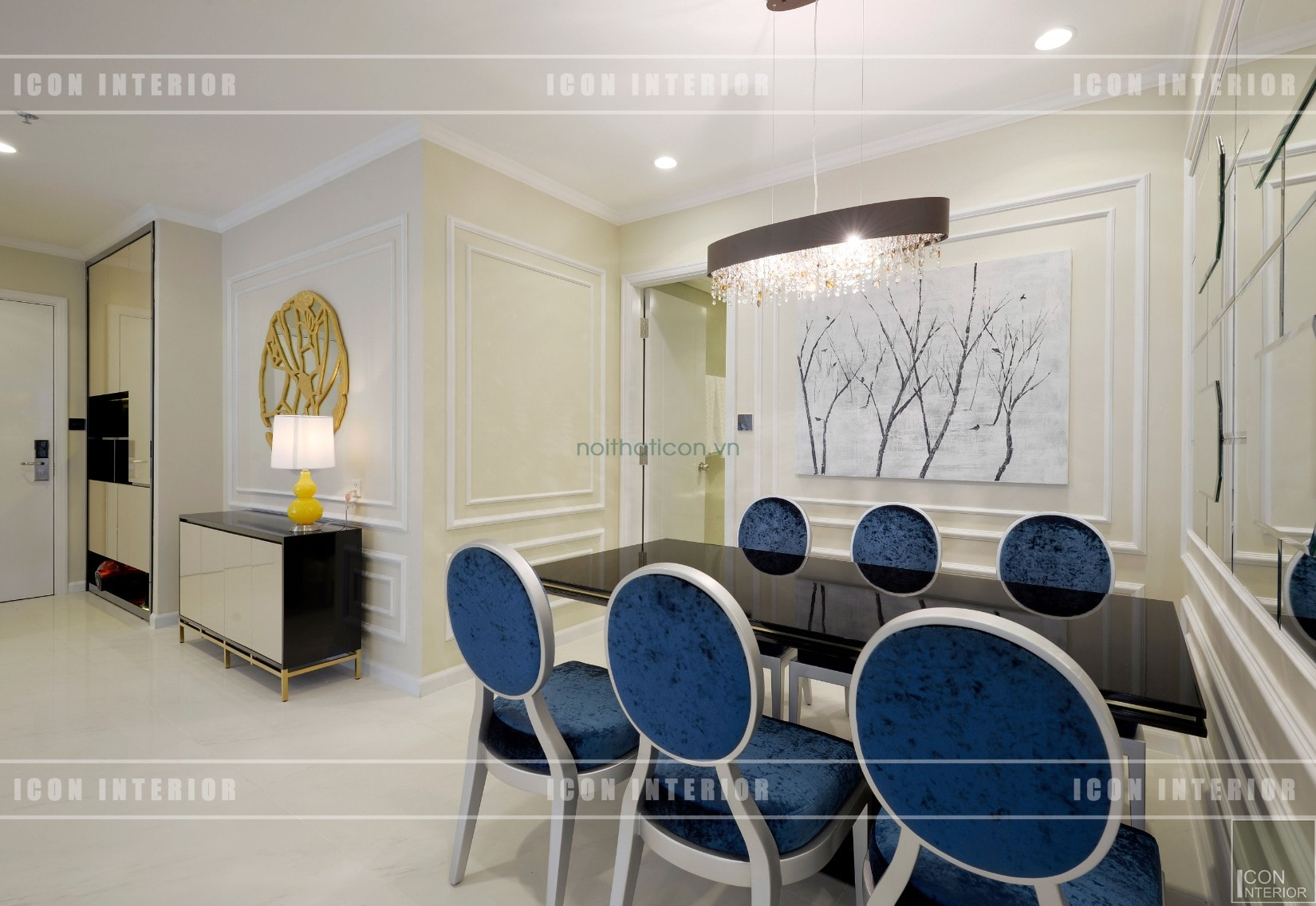 thiết kế nội thất chung cư giá rẻ đẹp