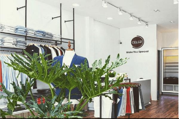 local brand nam tại Sài Gòn