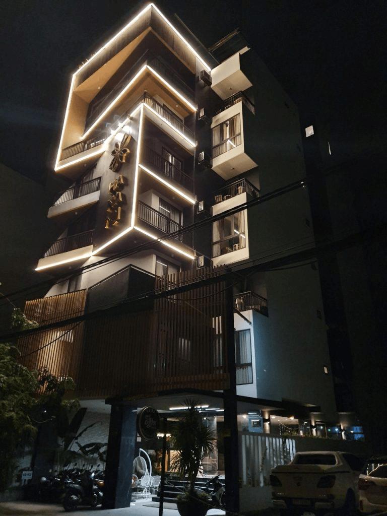 nhà nghỉ Đà Nẵng