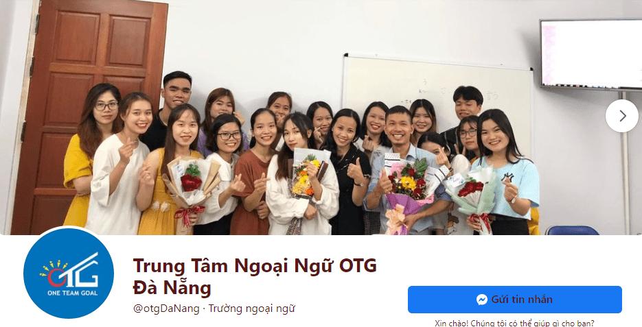trung tâm tiếng Trung Đà Nẵng - trung tâm ngoại ngữ OTG