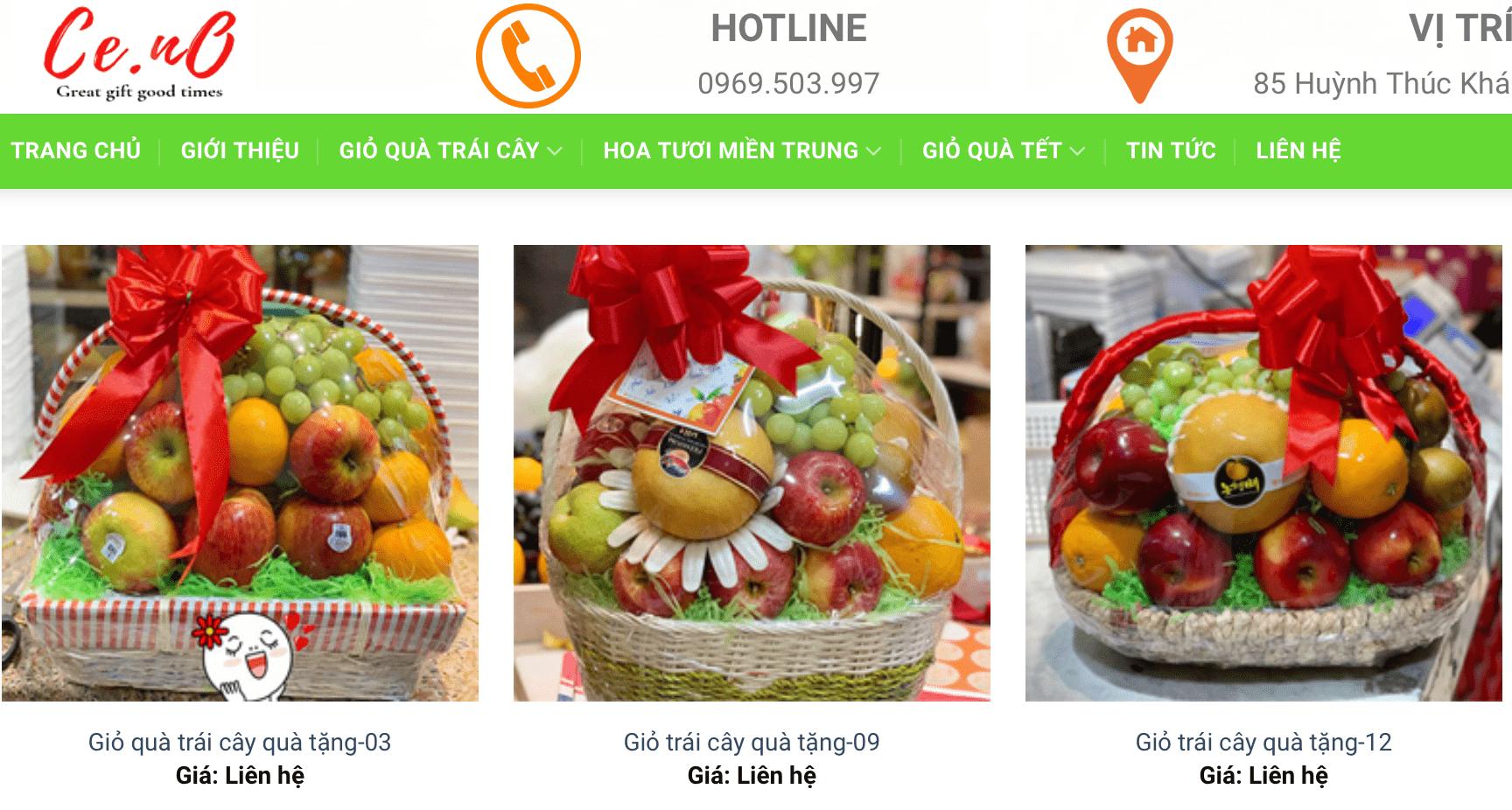 quà tặng doanh nghiệp Đà Nẵng