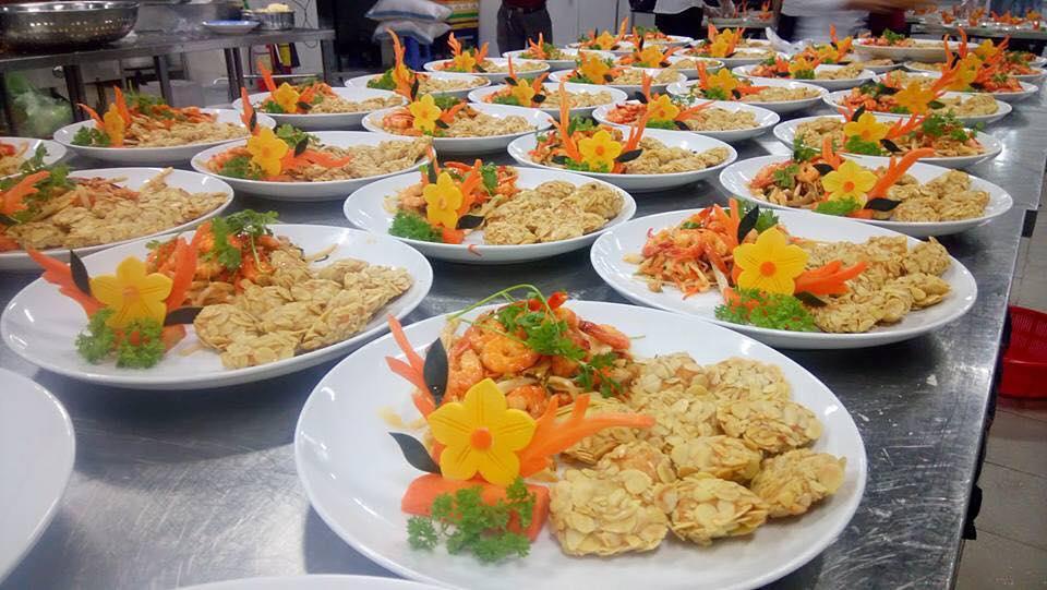dịch vụ nấu tiệc tại nhà Đà Nẵng - HuniFood