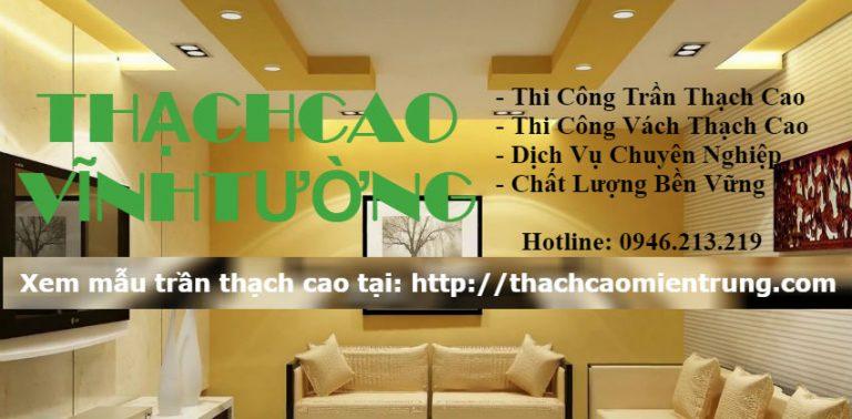 Công ty TNHH Thạch Cao Đà Nẵng