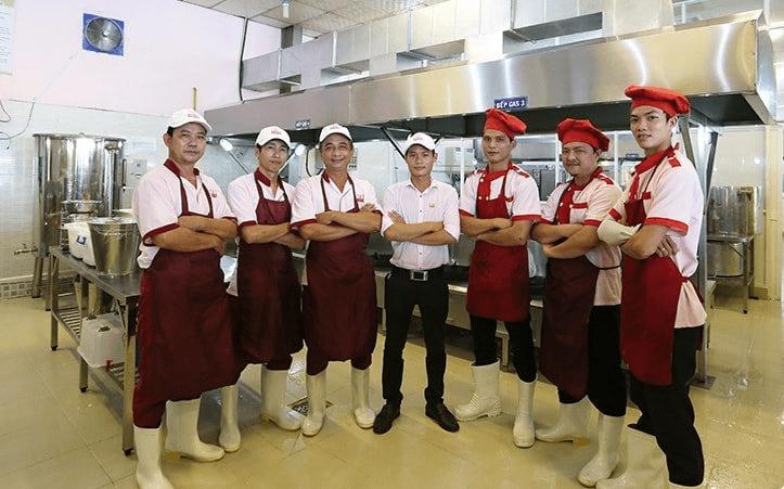 suất ăn công nghiệp Đà Nẵng