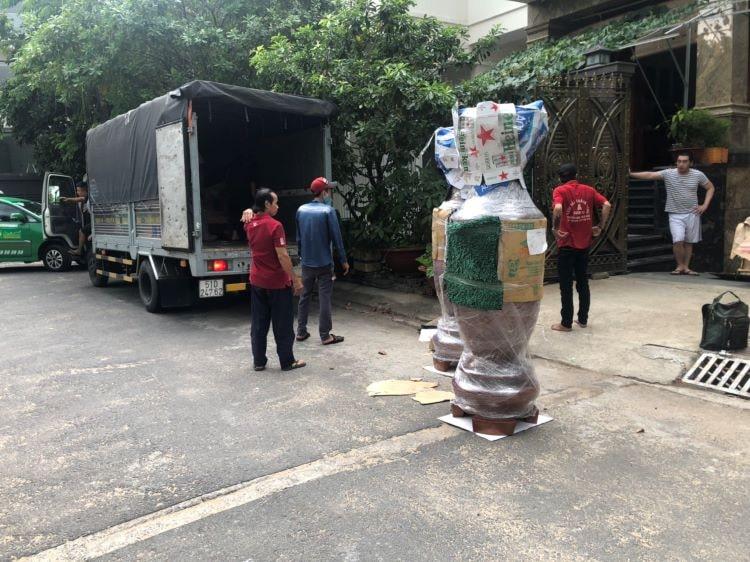 xe chuyển nhà Đà Nẵng