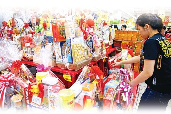 giỏ quà tết tại Đà Nẵng