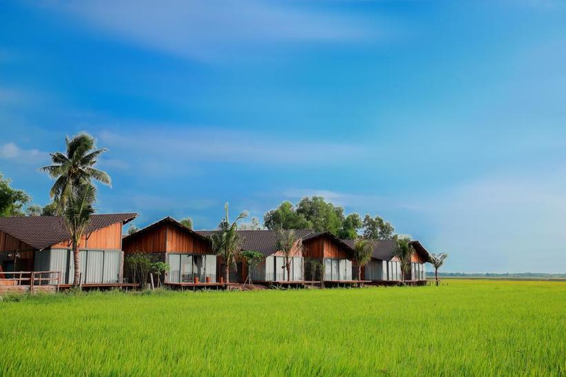 những resort Hồ Tràm